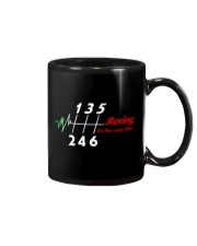 Racing is the way we live Mug thumbnail