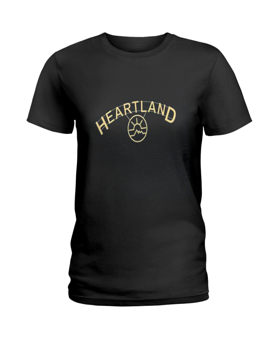 Heartlandk T-Shirt Ladies T-Shirt