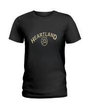 Heartlandk T-Shirt Ladies T-Shirt front