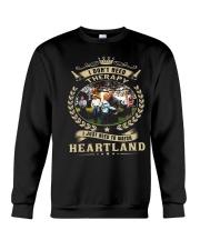 HEARTLAND TSHIRT Crewneck Sweatshirt thumbnail