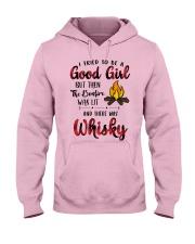Good Girl whisky Hooded Sweatshirt front
