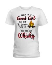 Good Girl whisky Ladies T-Shirt thumbnail