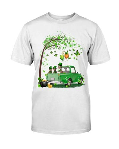 Pitbull Truck St Patrick's Day