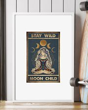 Stay wild moon child 11x17 Poster lifestyle-poster-4