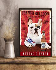 French Bulldog Pabst Blue Ribbon 20-2 TNT 24x36 Poster lifestyle-poster-3