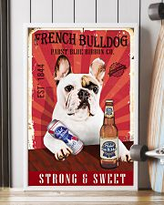 French Bulldog Pabst Blue Ribbon 20-2 TNT 24x36 Poster lifestyle-poster-4