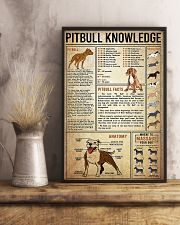 Pitbull Knowledge 24x36 Poster lifestyle-poster-3