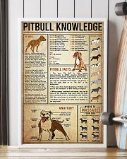 Pitbull Knowledge 24x36 Poster lifestyle-poster-4