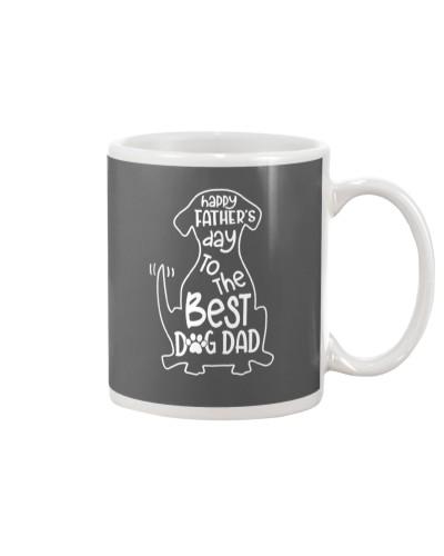 Happy Dog Dad