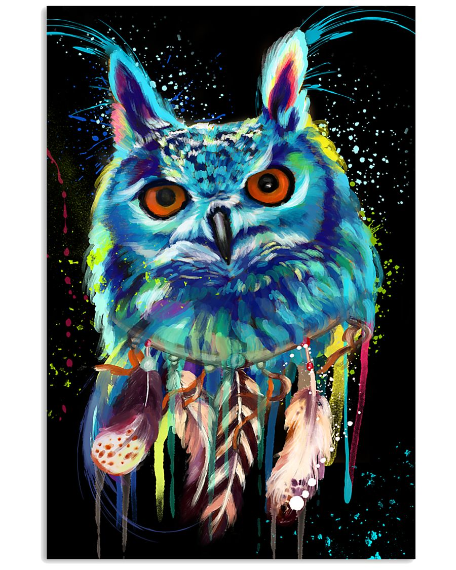 beautiful owl LIMITED EDITION 24x36 Poster