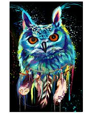 beautiful owl LIMITED EDITION 24x36 Poster front