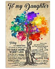 To My Daughter Poster 22-04 TNT 24x36 Poster front
