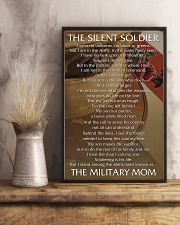 THE MILITARY MOM 24x36 Poster lifestyle-poster-3