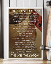 THE MILITARY MOM 24x36 Poster lifestyle-poster-4