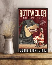 Rottweiler Dog Dr Pepper Poster 17-2- TNT 24x36 Poster lifestyle-poster-3