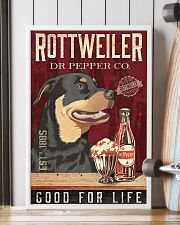 Rottweiler Dog Dr Pepper Poster 17-2- TNT 24x36 Poster lifestyle-poster-4
