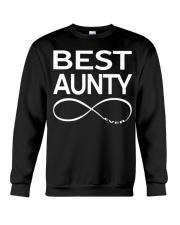 Best Aunty Ever Xerjr Funny Tee shirts Crewneck Sweatshirt thumbnail