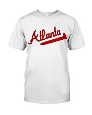 ATLANTA SPIKE Classic T-Shirt front