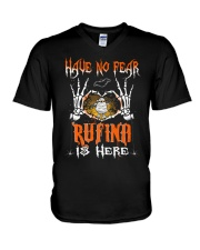 RUFINA SHIRTS HALLOWEEN T SHIRTS V-Neck T-Shirt tile