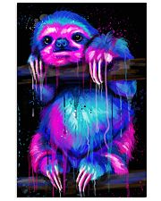Poster Sloth 11x17 Poster front