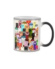 Poster Otter Color Changing Mug tile