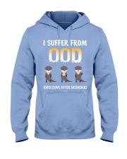 Obsessive Otter Disorder Hooded Sweatshirt thumbnail