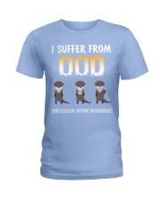 Obsessive Otter Disorder Ladies T-Shirt thumbnail