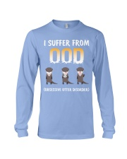 Obsessive Otter Disorder Long Sleeve Tee thumbnail
