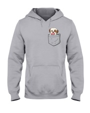 Pocket Shih Tzu Hooded Sweatshirt thumbnail