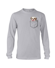 Pocket Shih Tzu Long Sleeve Tee thumbnail