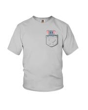 Pocket Elephant Youth T-Shirt thumbnail