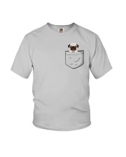 Pocket Pug Youth T-Shirt thumbnail