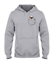 Pocket Pug Hooded Sweatshirt tile