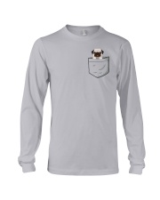 Pocket Pug Long Sleeve Tee thumbnail