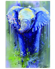 Poster Canvas Elephant Vertical Poster tile