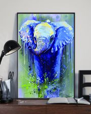 Poster Canvas Elephant 11x17 Poster lifestyle-poster-2
