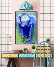 Poster Canvas Elephant 11x17 Poster lifestyle-poster-6