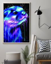 Poster Otter 11x17 Poster lifestyle-poster-1
