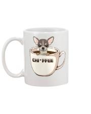 Chihuahua Coffee Mug back