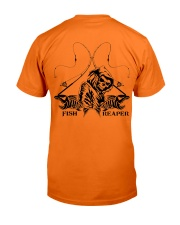 Fish Reaper for Daddy Classic T-Shirt back