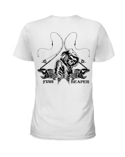 Fish Reaper for Daddy Ladies T-Shirt thumbnail