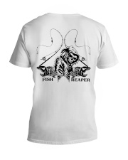 Fish Reaper for Daddy V-Neck T-Shirt thumbnail