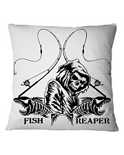 Fish Reaper for Daddy Square Pillowcase thumbnail
