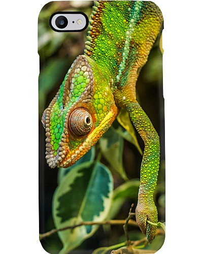 Chameleon phone case