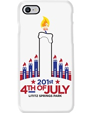 Lititz 201st 4th Of July Phone Case thumbnail
