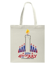 Lititz 201st 4th Of July Tote Bag thumbnail