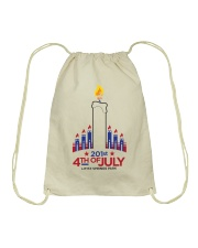 Lititz 201st 4th Of July Drawstring Bag thumbnail