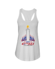 Lititz 201st 4th Of July Ladies Flowy Tank thumbnail