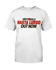 HRVY 99 HASTA LUEGO HOODIE T-SHIRT Classic T-Shirt thumbnail