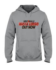 HRVY 99 HASTA LUEGO HOODIE T-SHIRT Hooded Sweatshirt front